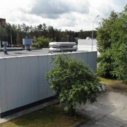 Система очищення повітря на каналізаційних насосних станціях.
